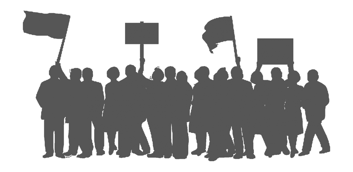 Protest March Icon
